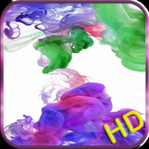 カラーインクライブ壁紙G4 個人化 LOGO-玩APPs