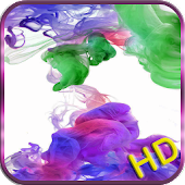 Color Ink Live Wallpaper