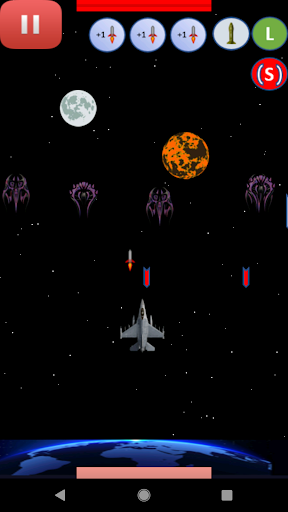 Galaxy Attack Space Game 1.0 screenshots 3