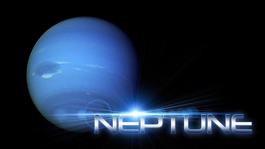 android Neptune Planet Live Wallpaper Screenshot 2