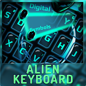 Alien Keyboard