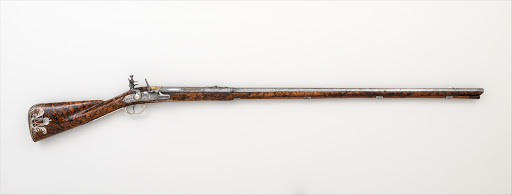 Flintlock Sporting Gun of Empress Margarita Teresa of Spain (1651–1673)