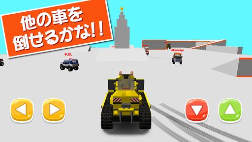 トイ カーズ ・ アリーナ 3D - アクション カーゲーム