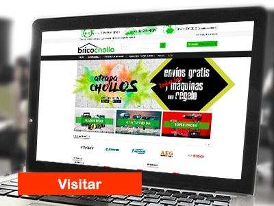 Diseño Tiendas Online Bilbao Conquista internet