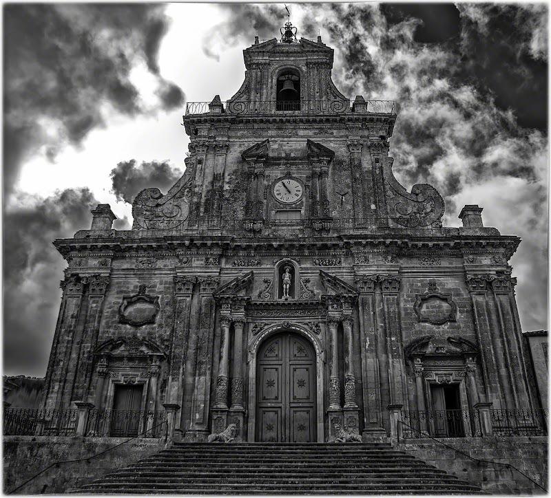 Basilica San Sebastiano Palazzolo Acreide (SR) di FrancescoPaolo