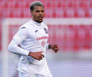 Lukas Nmecha dévoile ses conditions pour rester à Anderlecht