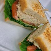 Tuna (Albacore) Sandwich