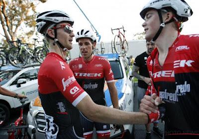 Trek-Segafredeo en Orica-Scott schuiven Belgische kopmannen naar voor