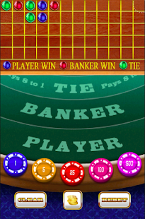 Golden Baccarat Casino- screenshot thumbnail