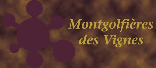 Logo Montgolfières des vignes