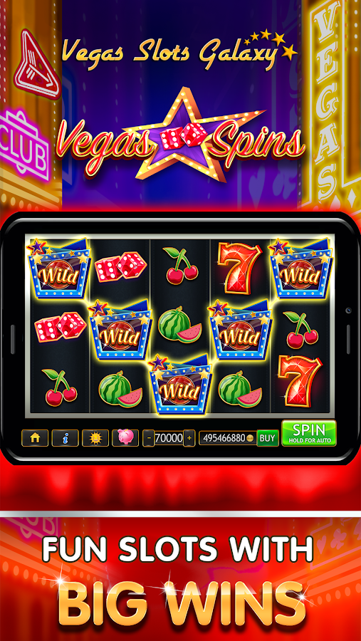 Vegas Slots Galaxy: Casino Slot Machines- screenshot