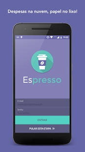 Espresso Despesas Corporativas- screenshot thumbnail