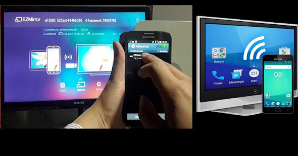 App All Mirror Share Screen to Smart TV APK for Windows Phone