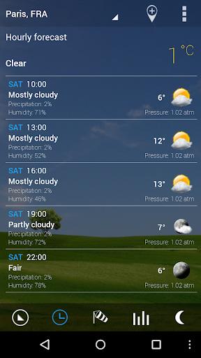3D Flip Clock & Weather Pro  screenshots 5