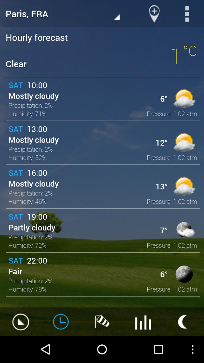 3D Flip Clock & Weather Pro Screenshot 4