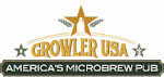 Logo for Growler USA - Charlotte Ballantyne