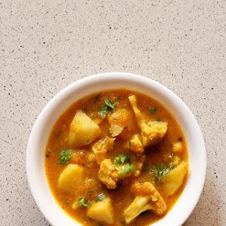 Aloo Gobi Recipe Dhaba Style