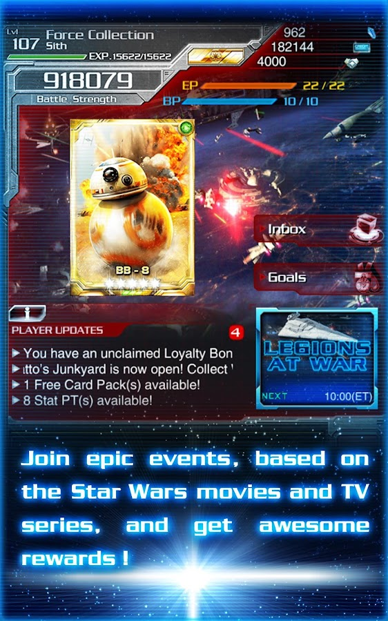 STAR WARS™: FORCE COLLECTION- screenshot