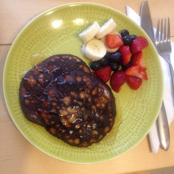 Gluten And Grain-free Pancakes Recipe
