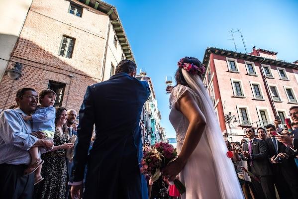 Fotógrafo de bodas Jorge Sastre (JorgeSastre). Foto del 12.09.2016