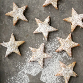 Holiday Pie Crust Cookies.