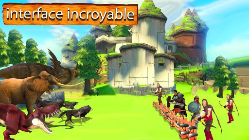 Télécharger Gratuit Empire de Warlords: Épique Guerriers mod apk screenshots 5