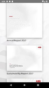 ABB Reports – Apps on Google Play