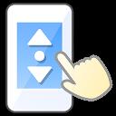 Androidで自動スクロールする方法 スマホのchromeをアプリやボタンで一気に画面の最上部 下部へ移動しよう