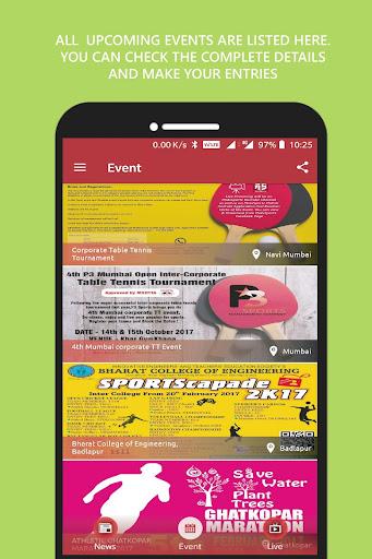 MobiSportz 2.3.3 screenshots 2