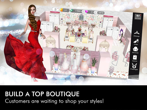 Fashion Empire - Dressup Boutique Sim 2.91.33 screenshots 9