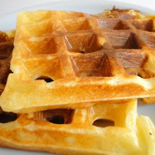 Dukan Waffles.