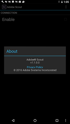 Adobe Scout 1.1.0.0 Apk for Android 4