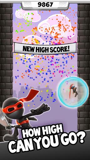NinJump DLX: Endless Ninja Fun screenshot 5