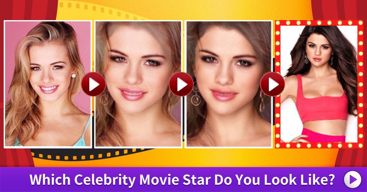 Which celebrity do you look like