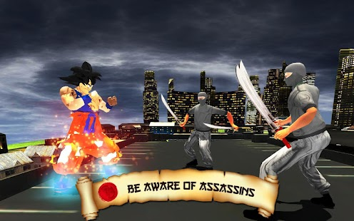Super Goku Hero Xenoverse Saiyan Battle - náhled