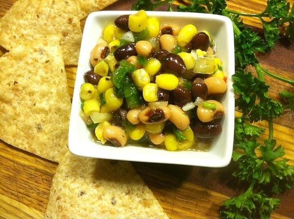 Black Bean Salsa (aka Texas Caviar) By Sallye Recipe