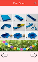 Paper Flower Craft - screenshot thumbnail 11