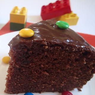 Basic Chocolate Cake.
