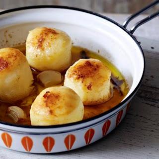 Fondant Potatoes.