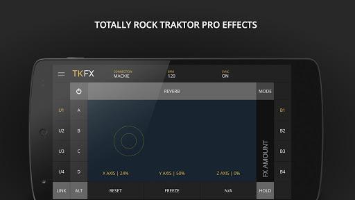 TKFX - TRAKTORコントローラ