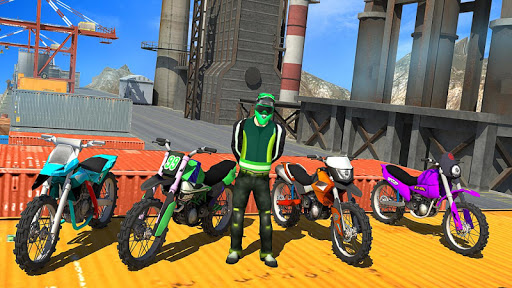 Bike Stunt Challenge - screenshot