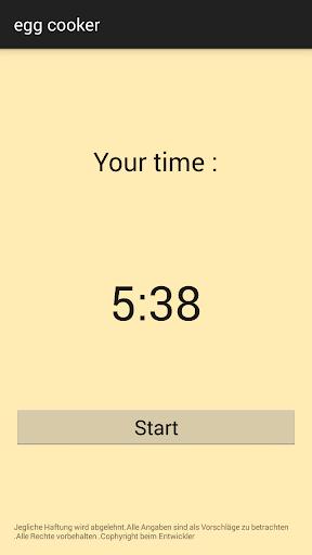雞蛋煲(雞蛋時鐘) 玩生活App免費 玩APPs