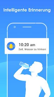 Trink-Wasser-Mahner Screenshot