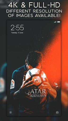 ud83dudd25 Lionel Messi Wallpapers 4K | Full HD ud83dude0d Apk apps 6