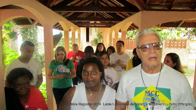 Photo: 1ª Ultreia  do Regional Leste I -  Diocese de Valença, 28 à 29 de novembro de 2014