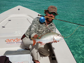 Photo: Mutton Snapper on the Flats- Andros Island Bonefish Club