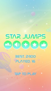 Star Jumps- screenshot thumbnail