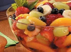 Magical Summer Fresh Fruit Salad Recipe