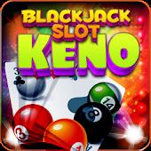 Amazing Blackjack Keno Slots