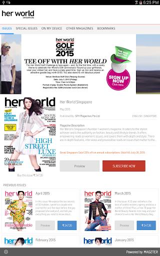 Her World Singapore